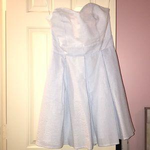 Lauren James Seersucker Dress